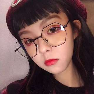 polygon glasses 3 colours ❤️