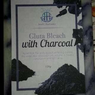 Gluta Bleach with Charcoal