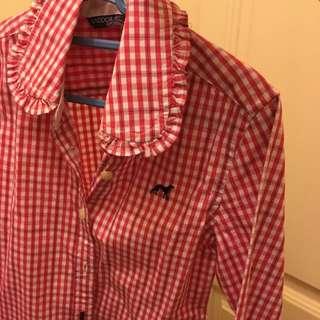 Original Sacoor Brothers' Girls Shirt/Blouse