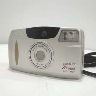 Canon Sure Shot 76 Zoom | Film Camera