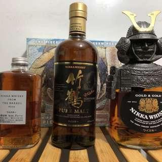 日本威士忌 Nikka 三款