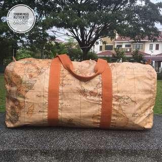 Authentic Alviero Martini Travel Bag