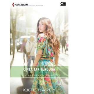 Ebook Cinta Tak Terduga (Mistress on Trial) - Kate Hardy