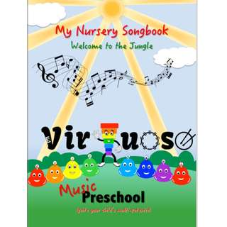 🚚 My Nursery Songbook (ebook)
