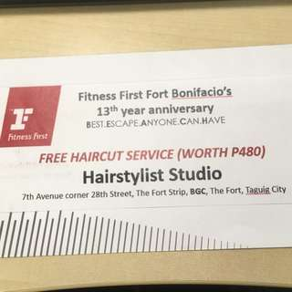 Haircut Service by Hairstylist Studio