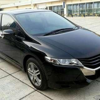 Honda Odyssey L prestige 2.4 at 2011 CKD hitam