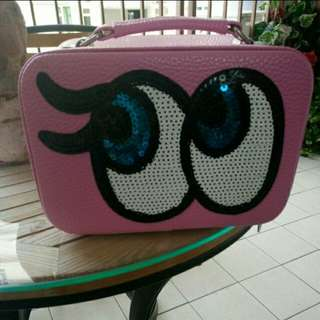 Makeup box case