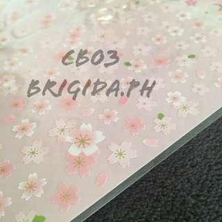 Cherry Blossom / Sakura Stickers CB03