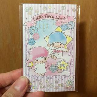 Little twin stars ang pao money envelope