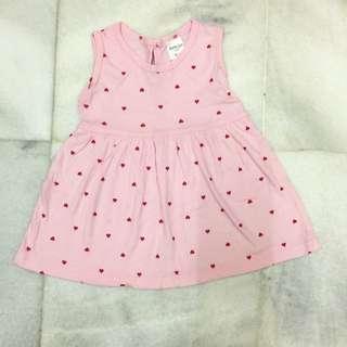 6-12m summer dress
