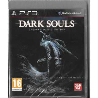 Dark Souls Prepare to Die Edition PS3 (Brand new and sealed)