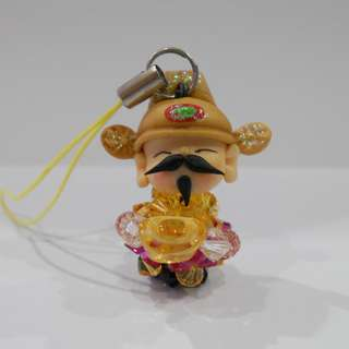 God of Fortune (财神).