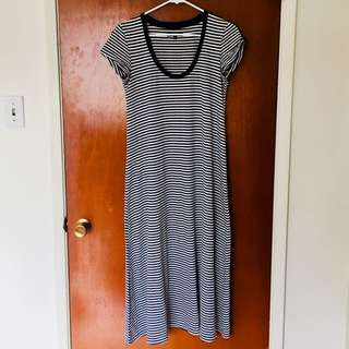 Madewell dress, 3/4 length, XS