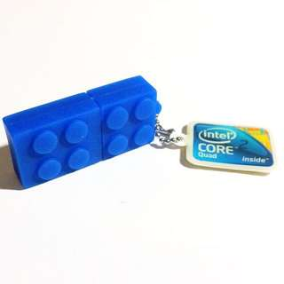 Lego USB Stick With 8gb In Drive