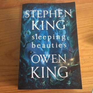 "New Stephen King ""Sleeping Beauties"""