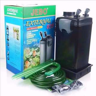 Jebo 835 / 838 / 839 Canister Filter for Fish Tank