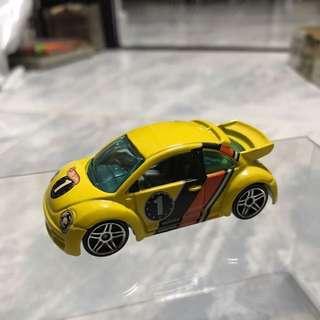 HOT WHEELS limited edition vintage Volkswagen Beetle
