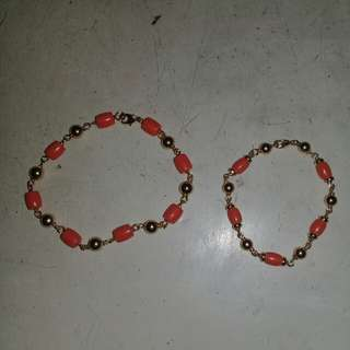 Twinning bracelet for mommy and baby