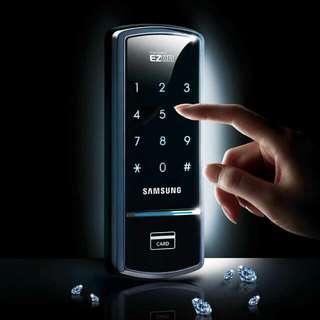 SAMSUNG SHS-H630 New version of SAMSUNG SHS-6020 digital door lock keyless touchpad security