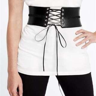 Bardot Corset Waist Belt - Size S/M