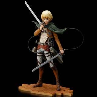 Shingeki no Kyojin - Armin Arlert - BRAVE-ACT - 1/8 (Sentinel)