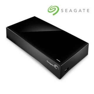 Seagate Personal Cloud 1000GB Black external hard drive