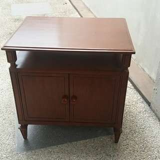 Narra table ( bedside table ) Timeless piece