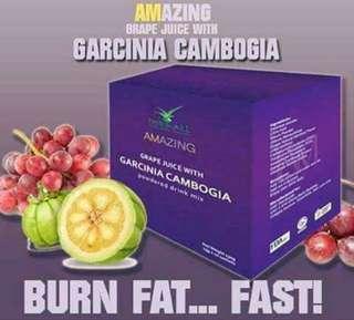Grape Juice Garcinia Cambogia