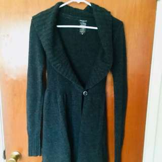 Cashmere and wool sweater, XS