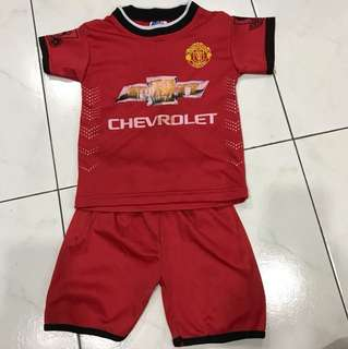 Manchester United for toddler