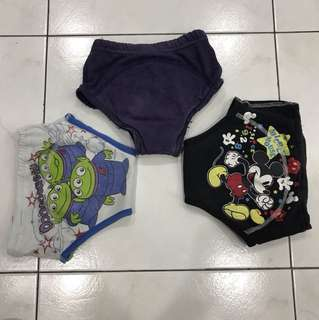 Training pant 3 for RM15