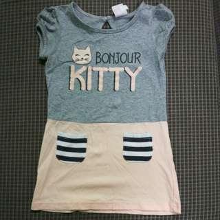 Kitty Dress - little girl