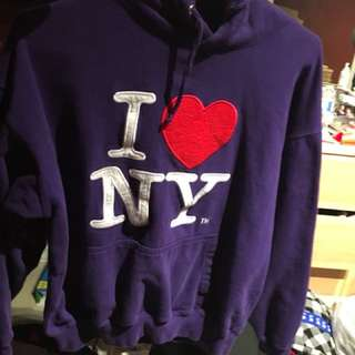 I Love NY Sweater
