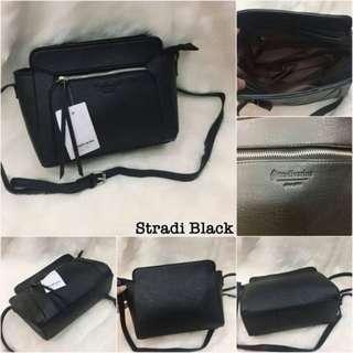 SALE!!!! Stradivarius sling bag tas import elegan wanita