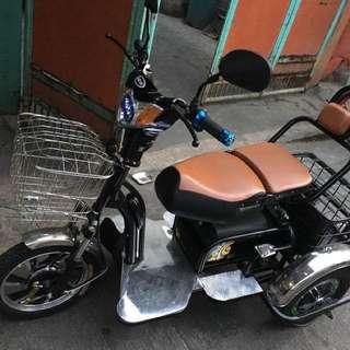 E bike Mini Cruz