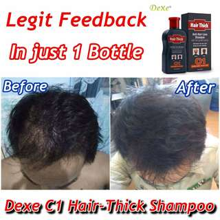 Dexe C1 Hair Thick