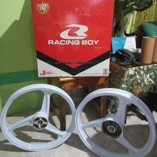 Racing boy 3spokes mags