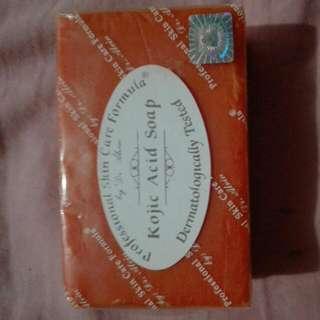 dr. alvin kojic soap
