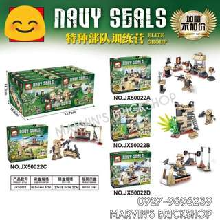 For Sale Navy Seals Elite Group Building Blocks Toy