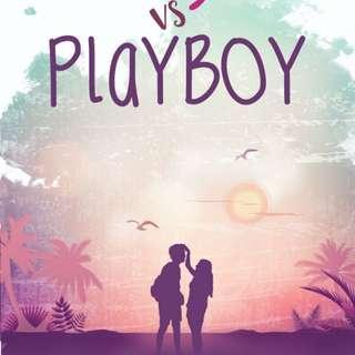 Ebook : Cute Girl VS Playboy by Intan Zs