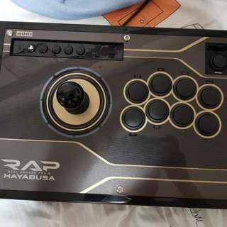 Sell/trade HORI REAL ARCADE  PRO N HAYABUSA fightstick