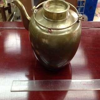 50年代銅茶壺