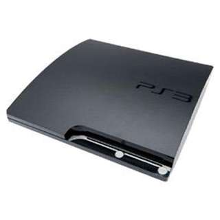 Sony PS3 slim console only without any controller