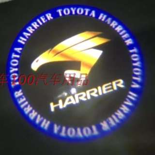 2007-2016 TOYOTA Toyota HARRIER modified dedicated LED projection car door welcome light