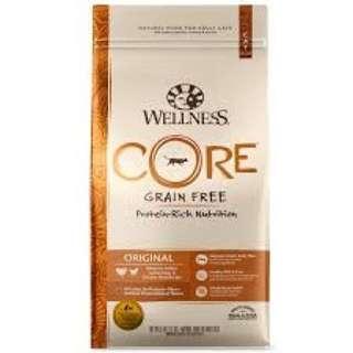 Wellness Core Original Cat Food 5lb $48/11lb $80