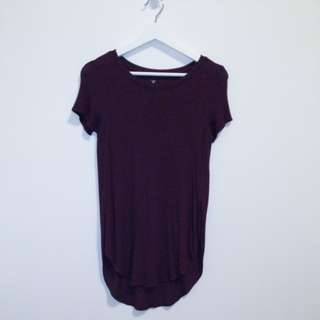AE Side slits T-Shirt
