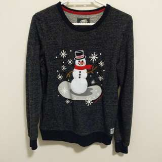 Roots Christmas Sweater