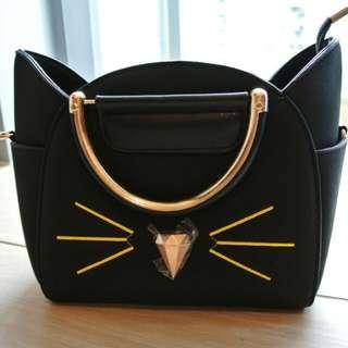 Handbag korea style pet cat cartoon 韓系手袋 女裝 cute cute