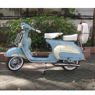 1960 Vespa VBB150