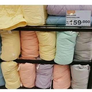Jastip Marshmellow bedcover